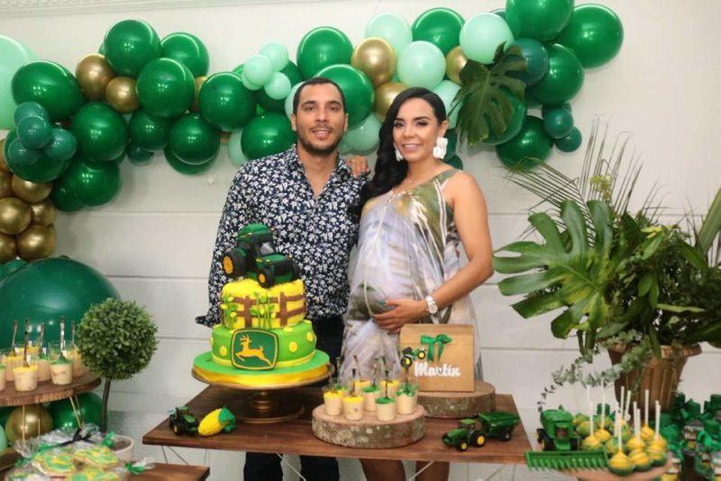 Milton Gómez García y Claudia Moreno. - Fabián Hernández / GENTE DE CABECERA