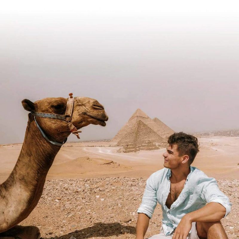 En su blog www.viajandoconbermeo.com, Jairo comparte información variada de cada uno de los destinos que visita, así como consejos prácticos basados en su experiencia, que pueden ayudarle a ser más fácil su viaje. - Suministrada / GENTE DE CABECERA