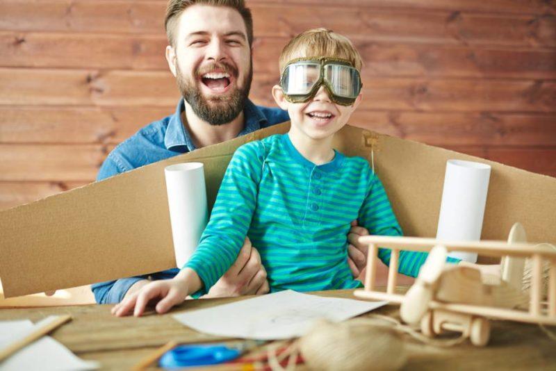 Son estas vivencias las que crean memorias profundas que van a estar presentes por el resto de la vida de los hijos y que además van a ayudar a fortalecer la relación. - Banco de Imágenes /GENTE DE CABECERA