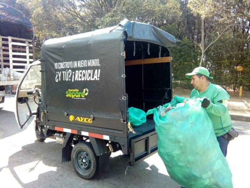 A través de un decreto municipal, la Subsecretaría de Ambiente pretende fortalecer la operación de las cooperativas de reciclaje así como la reglamentación de esta actividad en todos los barrios de Bucaramanga, y así aumentar la cifra de desechos aprovechables en la ciudad. - Suministrada / GENTE DE CABECERA