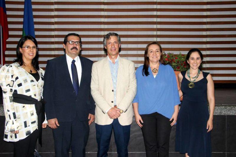 Liliana Rojas, Gerardo Graterón, Cristian Conen, Janeth Lenguerke, y María Fernanda Franco. - Suministrada / GENTE DE CABECERA