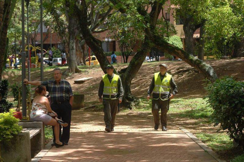 El homicidio registrado el pasado domingo reactivó las alarmas de inseguridad en el sector de Cabecera, en Bucaramanga. - Archivo / GENTE DE CABECERA