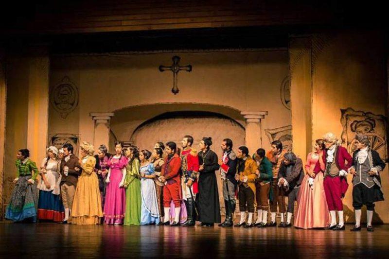 Puede aquirir sus entradas en las taquillas del auditorio Luis A. Calvo de la UIS. - Archivo / GENTE DE CABECERA