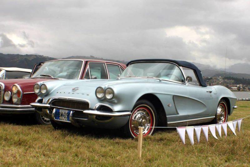 La exhibición de carros se llevará a cabo en sábado. - Tomada de Facebook/GENTE DE CABECERA