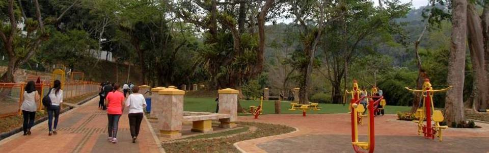 Piden ampliar horario  del parque Carlos Virviescas