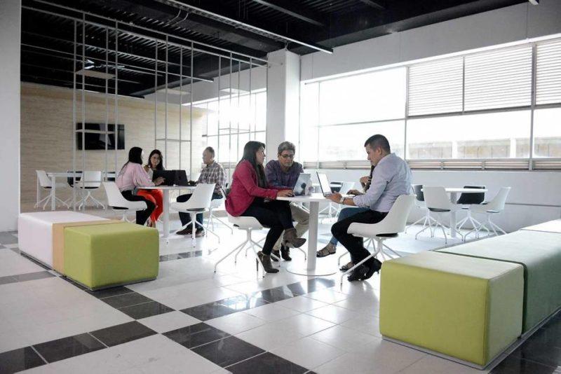 La sala está disponible de lunes a viernes en horario de oficina y podrá ser utilizada sin costo, por nuevos empresarios y emprendedores. - Miguel Vergel / GENTE DE CABECERA