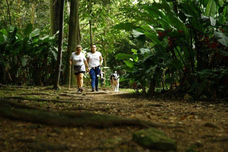 Las autoridades recordaron que los propietarios de las mascotas deben responsabilizarse de sus desechos y de que no generen daños a la flora y fauna del lugar. - César Flórez / GENTE DE CABECERA
