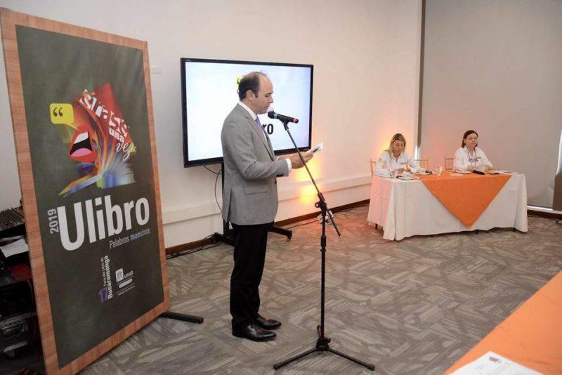 Autores de Argentina, España, Chile y Corea del Sur harán parte de Ulibro, que contará además con la presencia del expresidente Juan Manuel Santos, premio Nobel de Paz. - Miguel Vergel / GENTE DE CABECERA