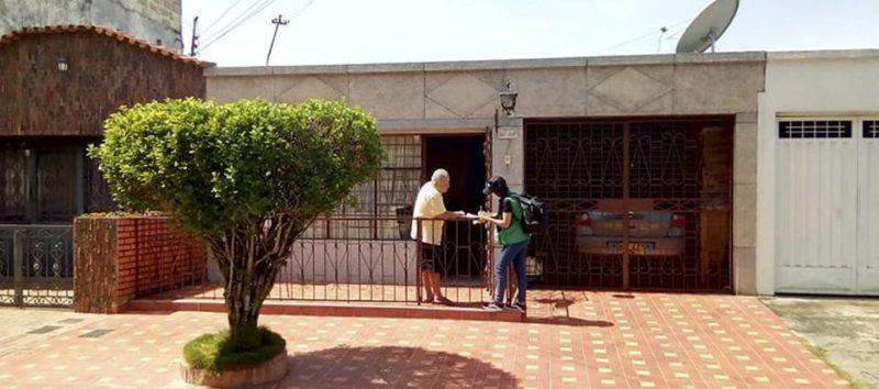 La campaña puerta a puerta se complementará con otras actividades como máquinas de canje, que funcionarán en puntos estratégicos de la ciudad. - Suministrada / GENTE DE CABECERA