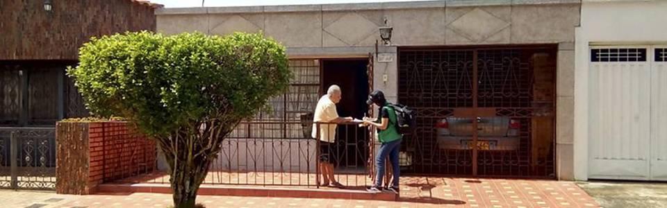 Campaña pedagógica para reciclar inició en Cabecera