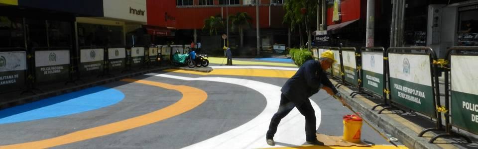 ¿Demoras en restauración del urbanismo táctico?