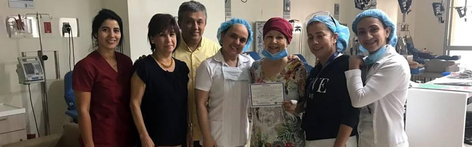 """Luz Stella venció el cáncer y le """"dio más vida a la vida"""""""