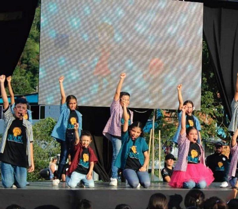 Doce niños ofrecerán un concierto didáctico sobre temas relacionados con la convivencia. - Suministrada / GENTE DE CABECERA