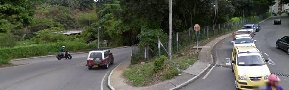 Restricciones viales en la Carretera Antigua por obras en Parque La Flora