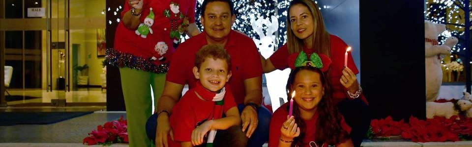 Encender las velitas:   ¿Cómo celebran en su familia el Día de las Velitas?