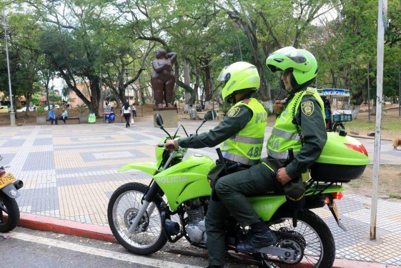 La Policía se comprometió a aumentar los operativos por la seguridad de los ciudadanos en esta temporada de fin de año. - Archivo / GENTE DE CABECERA