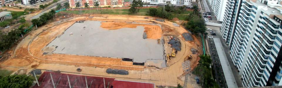 Estadio de atletismo 'La Flora' estaría listo en marzo de 2020