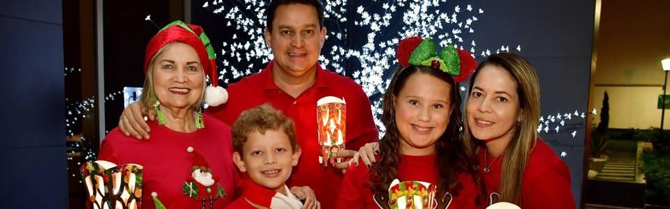 Encender las velitas: Una tradición de unión familiar