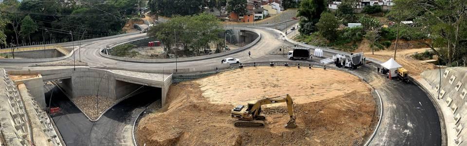 Obras finales del Intercambiador de Fátima tardarían tres meses