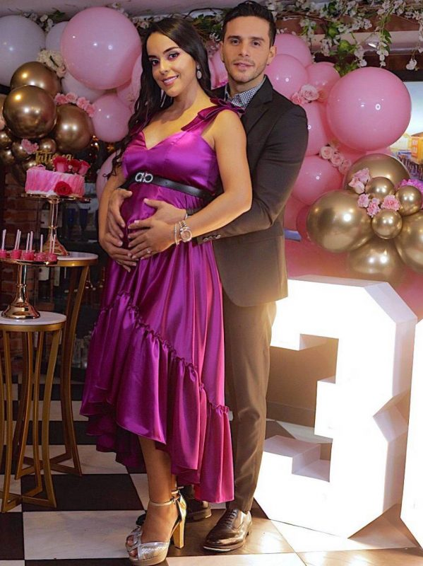 Tatiana Cabeza y José Luis Vargas. - Suministrada / GENTE DE CABECERA