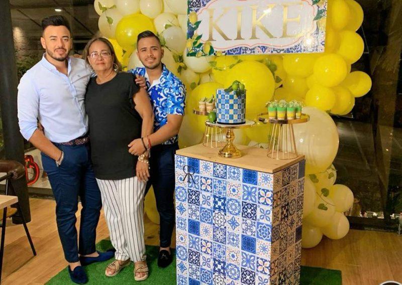 Andrés Arrunátegui, Ledy López y Kike Rodríguez López. - Suministrada /GENTE DE CABECERA