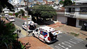 La Dirección de Tránsito de Bucaramanga aseguró que se realizan los controles pertinentes.. - Suministradas / GENTE DE CABECERA