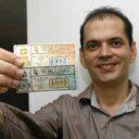 26 años coleccionando billetes de lotería