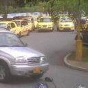 Se llenó el parqueadero de Los Leones