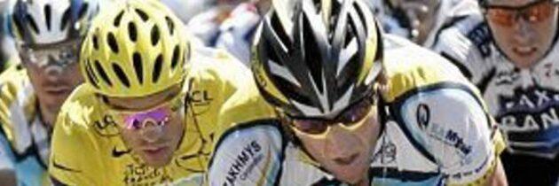 El rastro de la mentira  De Armstrong a Contador