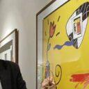 Gustavo Sorzano expone sus obras en el Colombo