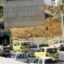 Construyen puente peatonal en Neomundo