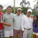 Finales de tenis en Acuarela