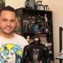 """""""Los superhéroes son fuente de fe y esperanza"""": Andrés Grimaldos"""