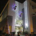 Más luces navideñas resplandecen en el sector