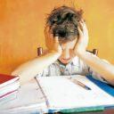 Conozca cómo manejar  el estrés infantil