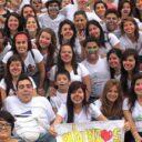 Abrazotón 2017: Abrazos que difunden un mensaje de paz