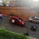 Mal parqueo  causa accidentes