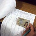 Continúa el proceso de inscripción de cédulas para elecciones locales