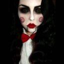 Maquillaje artístico:  una opción para Halloween