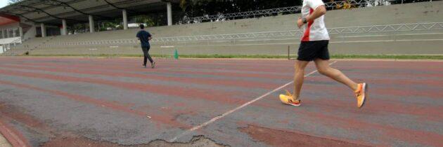 Alcaldía renovará la pista de atletismo 'La Flora'