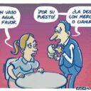 Agua Mineral  #CaricaturaPorSanturbán