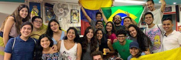 Buscan hospedaje para voluntarios extranjeros