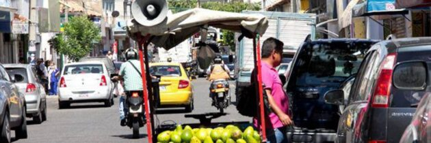 Vecinos de Cabecera no soportan los vendedores rudiosos