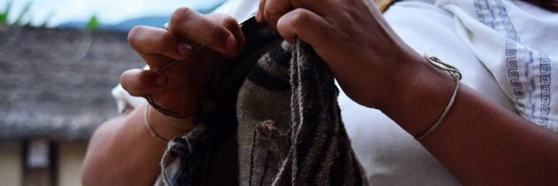 Raíces, la muestra artesanal indígena se toma Bucaramanga