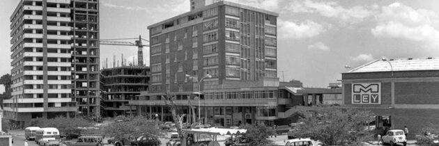 Cabecera: de zona residencial a  punto de referencia comercial