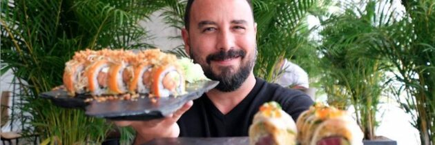 Llega la segunda versión del 'Sushi Master'