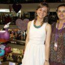 Artesanos exponen sus productos en Cabecera