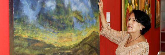 Graciela Sanzón: 'Pinceladas' de pasión y perseverancia