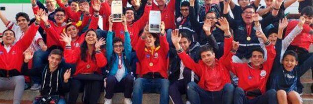 Estudiantes del San Pedro Claver, campeones  nacionales de robótica