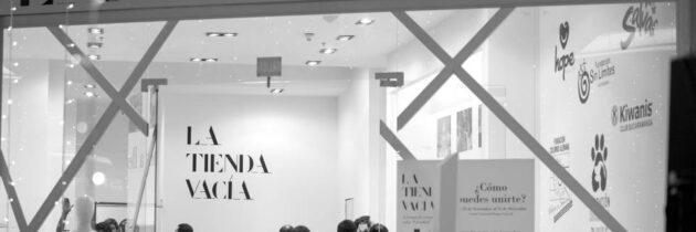 'La Tienda Vacía' ya abrió sus puertas